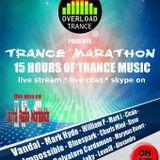 Bluespark - Overload Trance Italia Marathon 01.05.13