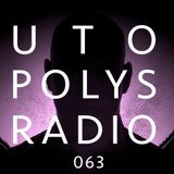 Utopolys Radio 063 - Uto Karem Live from Corvin Club - Budapest, Hungary.