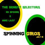 Spinning Giros Jul 19