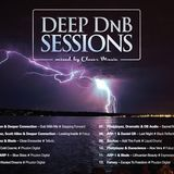 Closer Music - Deep DnB Sessions Mix - Aug 2012