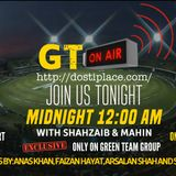 GT Onair with Saeed Ajmal