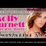 SMARTASSES RADIO: Countdown to #2016Top100 - Molly Burnett