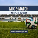 Mix & Match: Extra Time - 14th August 2017