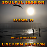 Soulful Session, Zero Radio 14.10.17 (Episode 195)  LIVE From Brighton with DJ Chris Philps