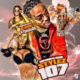 Hiphop & Rnb Stylez Vol 107 Mixed & Hosted by @80minassassin DJ Stylez