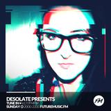 DESOLATE presents - 04.12.2016