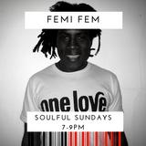 Femi Fem / Mi-Soul Radio / Sun 7pm - 9pm / 02-07-2017