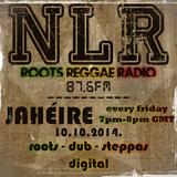NLR 87.6fm - Roots Reggae Radio 10.10.2014.