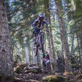 Marlou Casse Cou - Snow Bike Contest - Ax les Thermes - 8.9 avril 2017