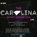DJ SPK Live at The Carolinas Artist Connection 3.1.16