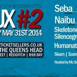 Skeletone & Silence Groove ft mc bluejay Live @ CONFLUX #2 31/5/14