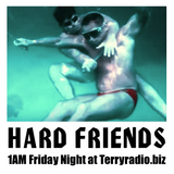 HARD FRIENDS #9 2016-06-10