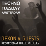 Techno Tuesday Amsterdam 097 (with guest David Dega) 11.12.2018