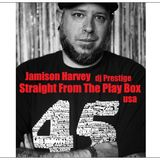 Jamison Harvey - Straight From The Play Box