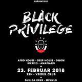 Sgubhu Mix Vol. 4 - Black Privilege