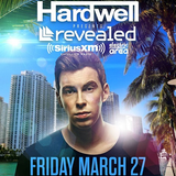 Hardwell - Live at Sirius XM Music Lounge, Revealed Takeover, WMC 2015, Miami - 27-Mar-2015