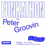 Funkathon Special with Peter Groovin