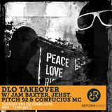 dLo Takeover w/ Jam Baxter, Jehst, Pitch 92 & Confucius MC 9th October 2018