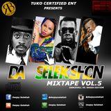 Da Selekshon Mixtape Vol.5 - Dancehall vs Ragga Edition