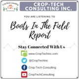 Boots In The Field Report April 12, 2019