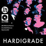 The Music & Arts Guild Showcase, Episode 084 :: Hardigrade :: 08 MAR 2018