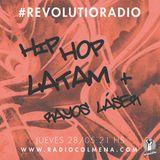 #RevolutioRadio - 'Hip Hop LATAM' (28/05/2015)