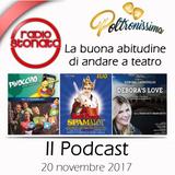 Poltronissima - 3x18 - Pinocchio Cuor Connesso - Spamalot - Debora's Love