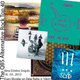 New Entries Snippets 18 03 2013