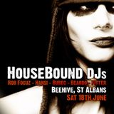 Beardo - Housebound DJs at the Beehive 18/06/16