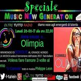 Music New Generation , Olimpia Madonia con Anna Crecco