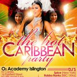 Hot Caribbean Party/Poison UK launch 1st May 2k11 Mix promo 1st Part.