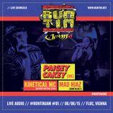 KINETICAL x PAIGEY CAKEY x MAD HIAZ Live Audio #RUNTINJAM #01