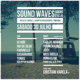 Carlos Manaça LIVE @ Sound Waves 2016 | Portugal