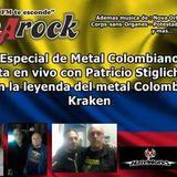 Venarock - Especial Metal Colombiano |  Patricio Stiglich Project y Kraken