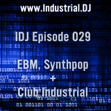 EBM, Synthpop -> Club Industrial IDJ 029