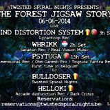 Psytuga - Live Act_ The Forest Jigsaw Story party_Belgium 2014