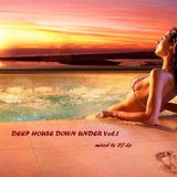 Deep House Down Under Vol.1