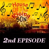 HOUSE OF THE RISING SON - 2nd EPISODE (Global EDM Radio - 20.3.13)