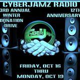 Cyberjamz Marathon Drive Mix-DJ ERV (2015)