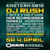 Mano Meter @ Motherfuckin'Eastern 2015 - A.R.M. Kassel - 04.04.2015