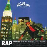 Hip Hop Demo for RAP @ Calabash - dj eclectik