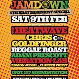 The Heatwave Promo Mix - Reggae Roast Jamdown @ Plan B, Brixton on 9th Feb 2013