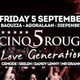 dj Seelen @ Cinq5Rouge - Baouzza 05-09-2014