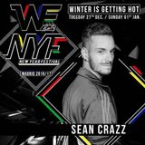 WE PARTY NYF 2016/17 BEATMIX BY SEAN CRAZZ