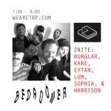 BEDROOMER w/ HARRISON, LUM, EYTAN TOBIN, SOPHIA KATZ, BURGLAR, KARE - SEPTEMBER 28TH - 2015