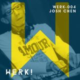 WERKCAST - Promo Mix - DJ  Josh Chen