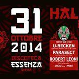 Robert Leoni LIVESET@Essenza Halloween2014