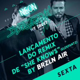 "Lançamento: Elekfantz, ""She knows"" (BRZLN AIR Remix)"