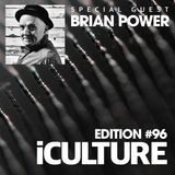 iCulture #96 - Special Guest - Brian Power