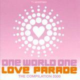 VA - Love Parade 2000 - One World, One Love Parade